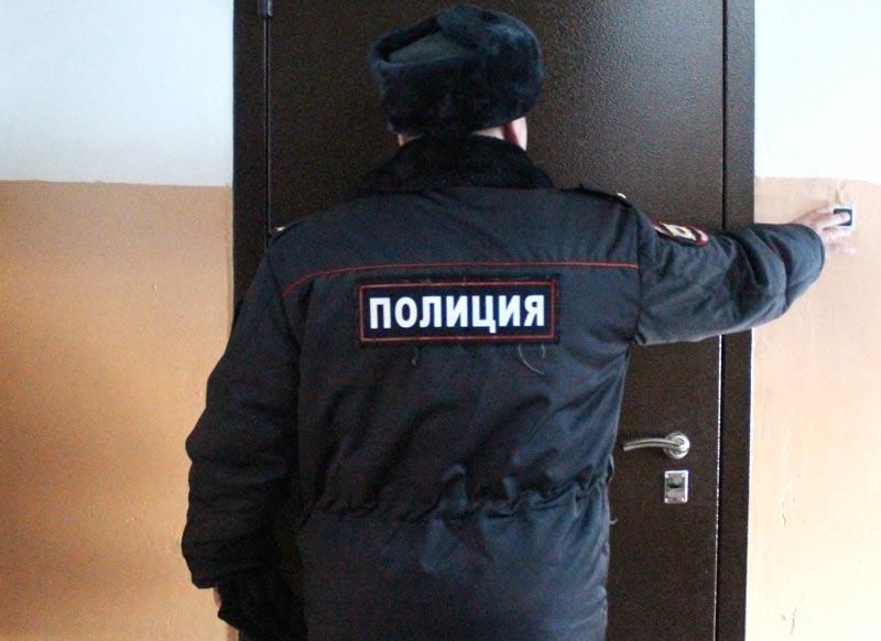 Сотрудники полиции проведут операцию «Резиновый адрес»