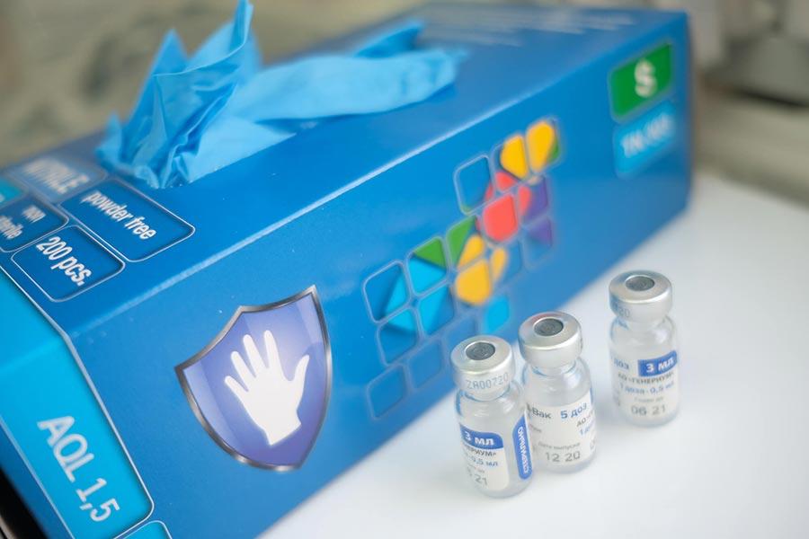 На Кубань доставят 50 тыс. доз вакцины от коронавируса